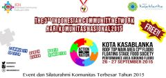 The 3rd Indonesian Community Network