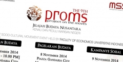 The 9th PROMS - MSS FEUI 2014